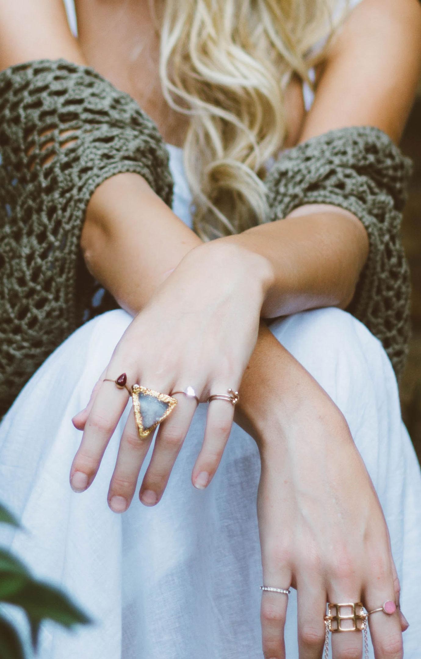 Modeschmuck Ringe Glanz & Gloria - eine Marke von Fashion Moments
